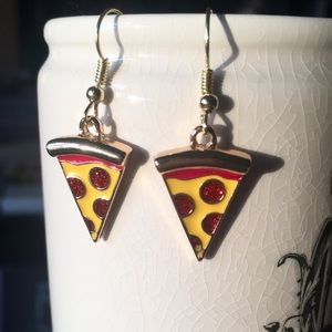 Jewelry - Pizza Earrings! 🍕